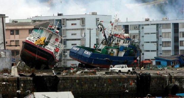 Tsunami Talcahuano